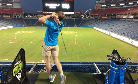 Experience the Excitement of Topgolf Crush
