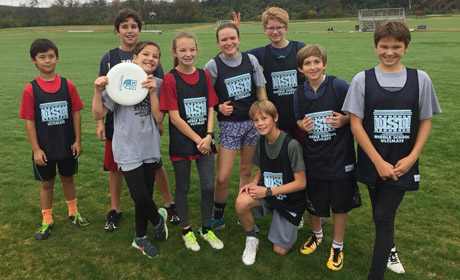 Ultimate Frisbee for Kids