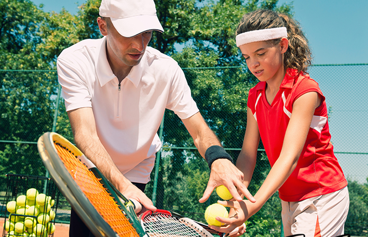 WCPR Summer Tennis Clinics