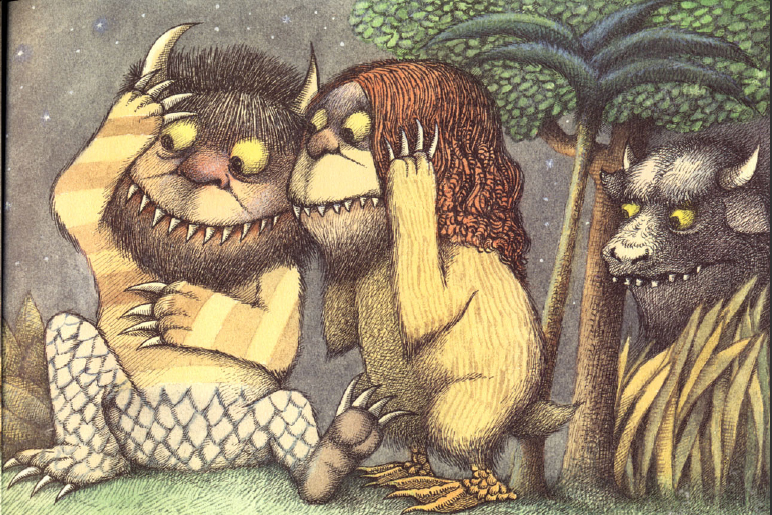 Childhood Classics: 100 Years of Children's Book Illustrations Exhibit Opening