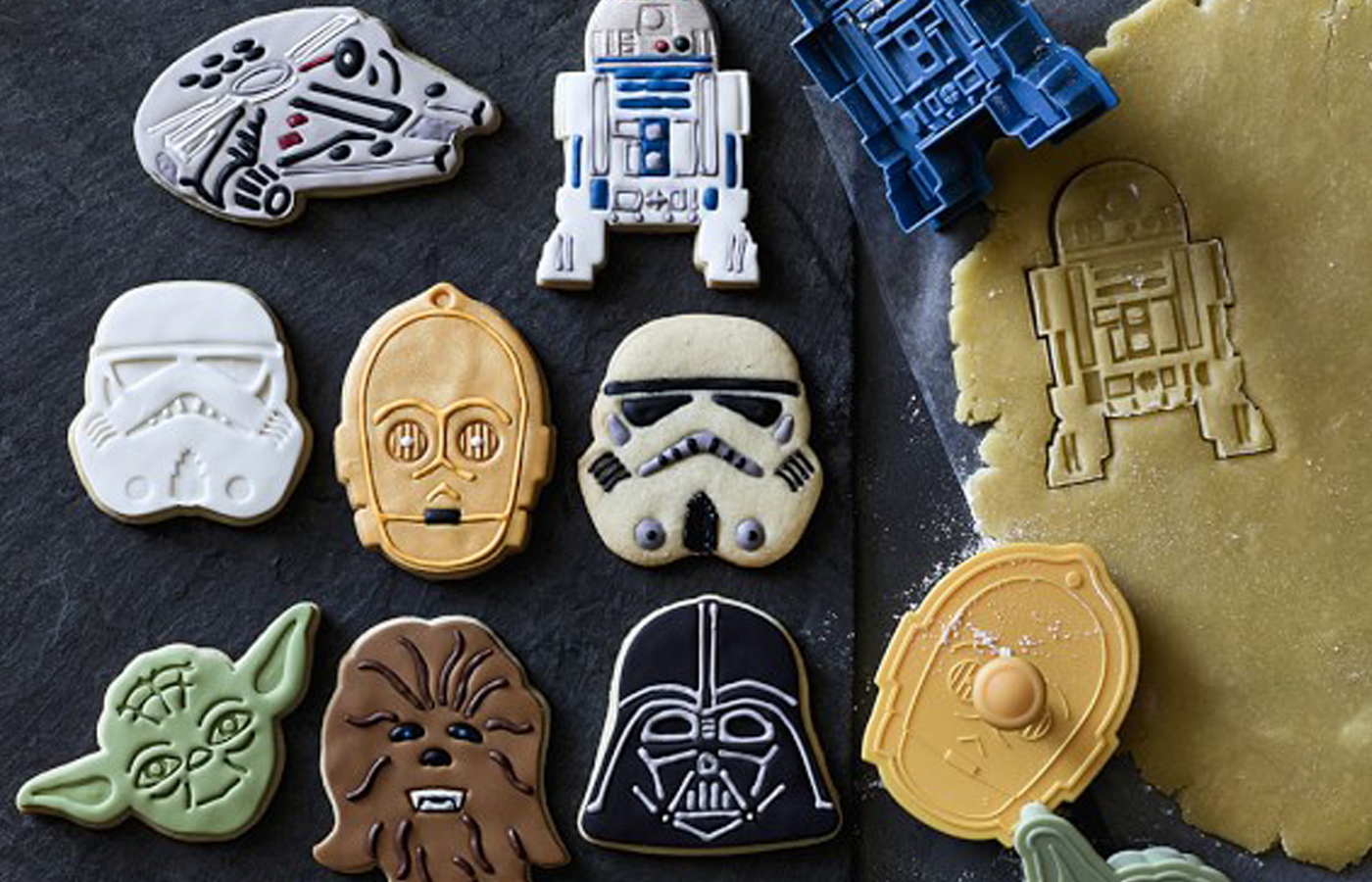 Junior Chef Class: Star Wars Cookie Party