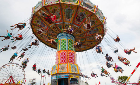 Special Needs Day at Wilson County Fair