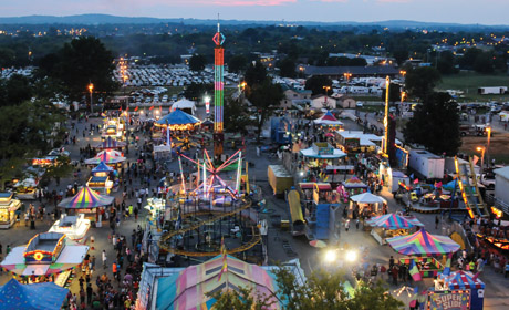 Free Tickets to Wilson County Fair