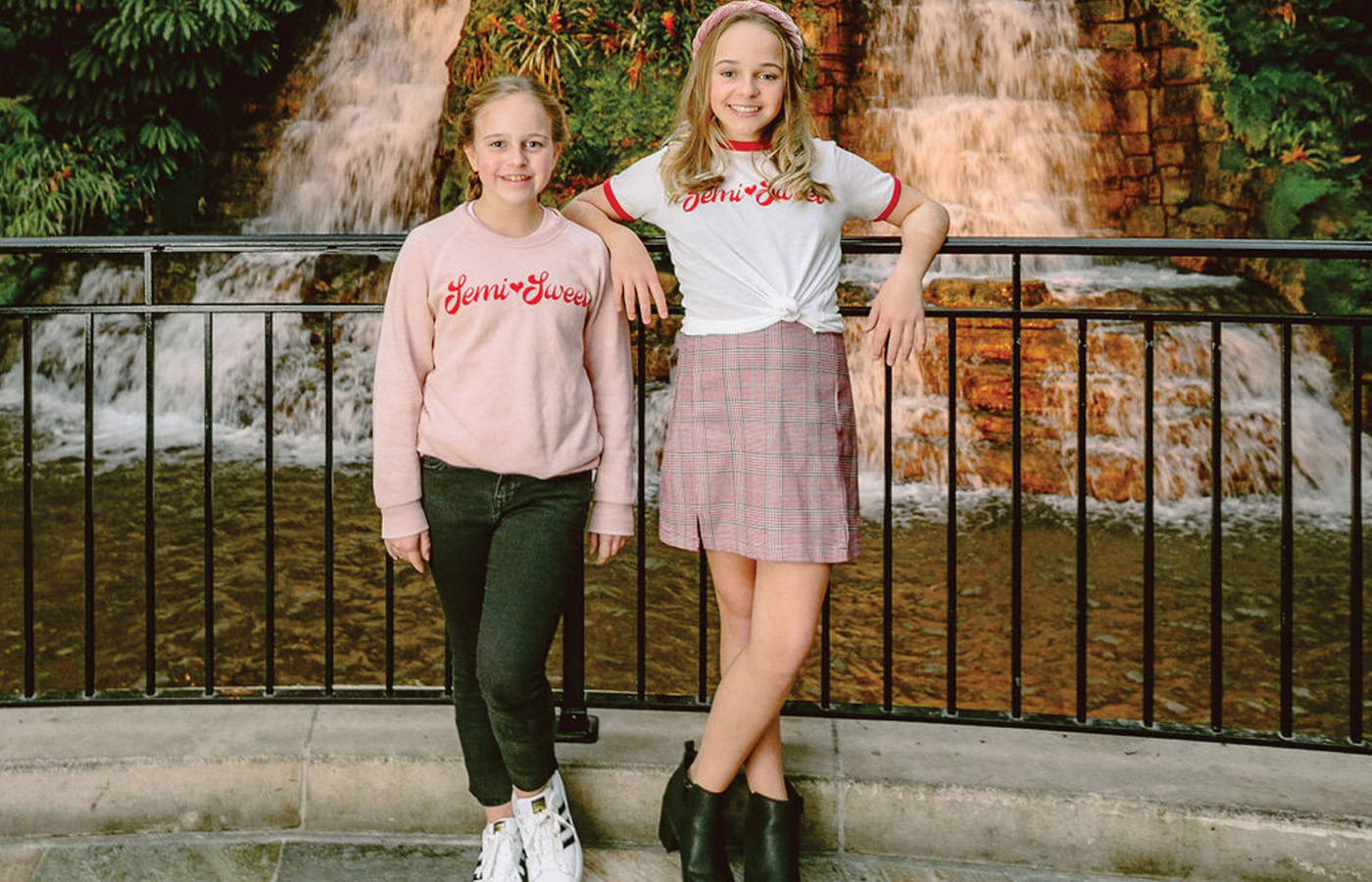 Witherspoon Sisters Launch New Line to Inspire Girls