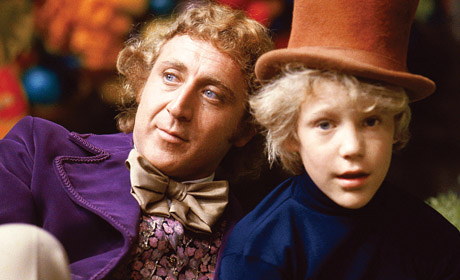 Willy Wonka Eat-A-Long