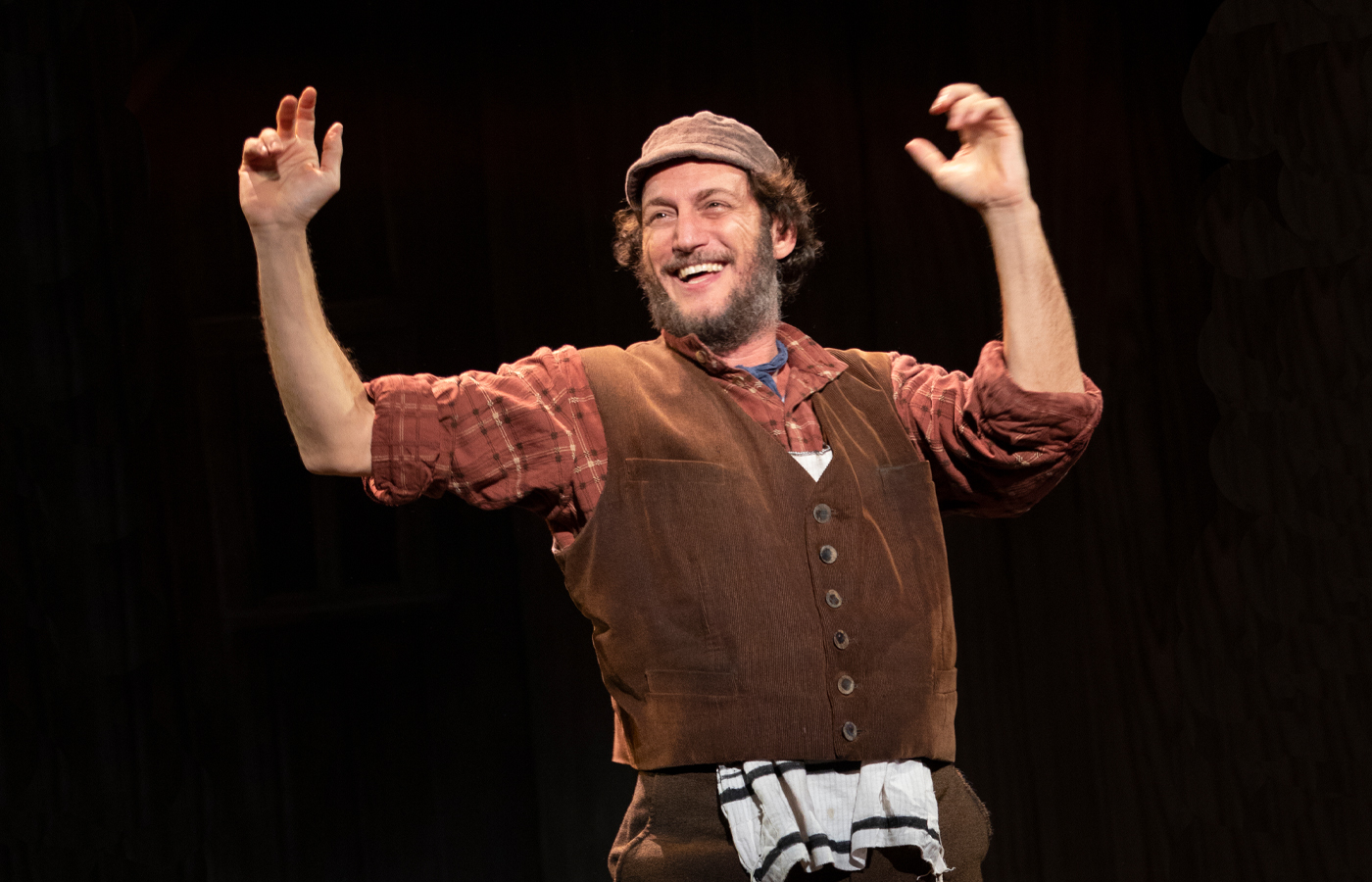 """Fiddler on the Roof"" Star Encourages Kids to Break Rules"
