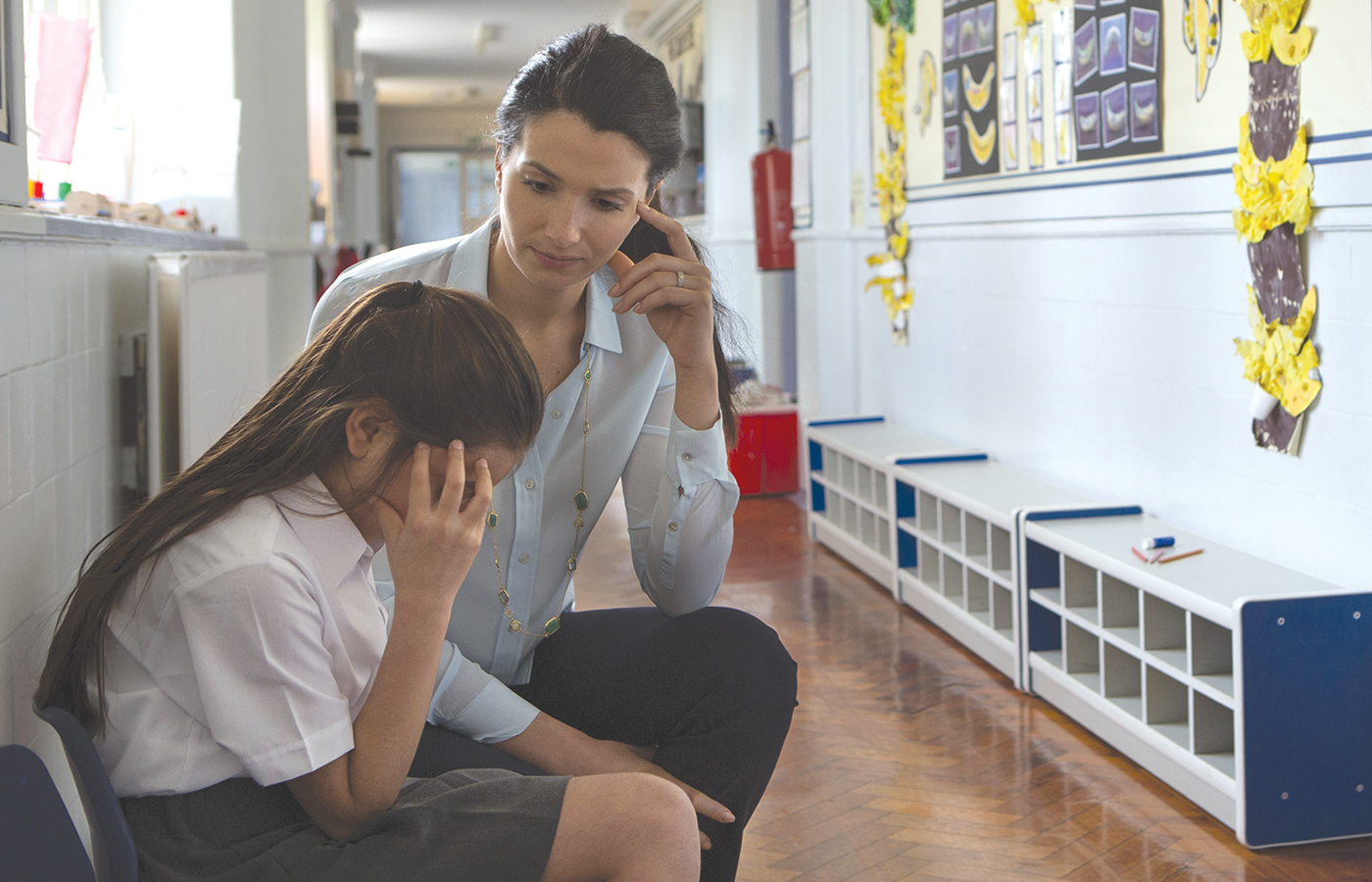 SPECIAL REPORT: Kids and Anxiety