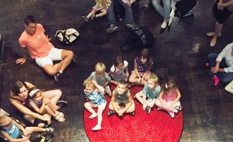 Artful Tales at the Frist & Museums for Kids Around the Country