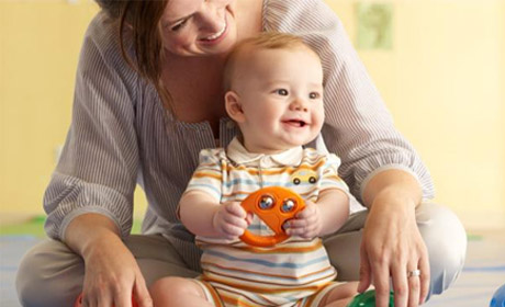 Yes He Can! Developmental Boosters for Baby