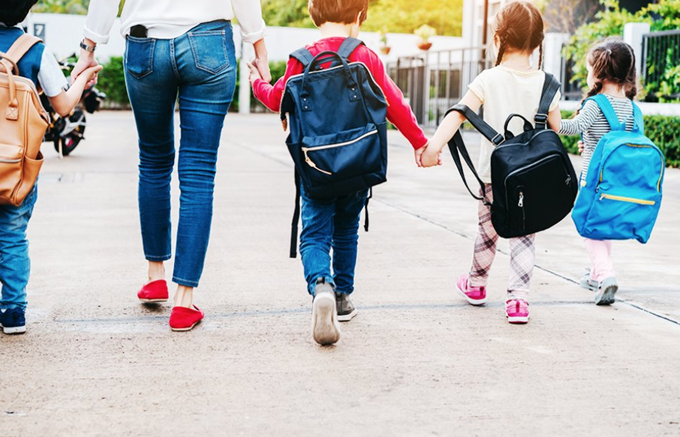 Back to School: Involvement at Home is KEY
