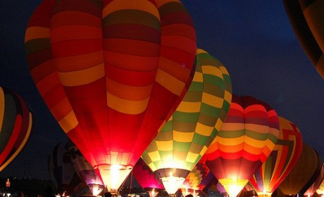 Balloon Glow: Tickets Online ONLY!