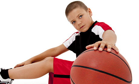 Youth Basketball Signups Through Oct. 31