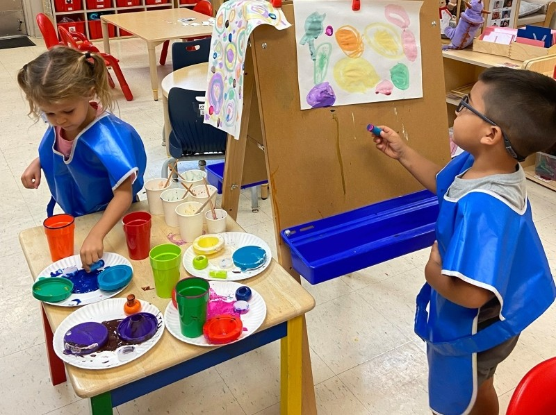 Big Blue Marble Academy Opens in Franklin