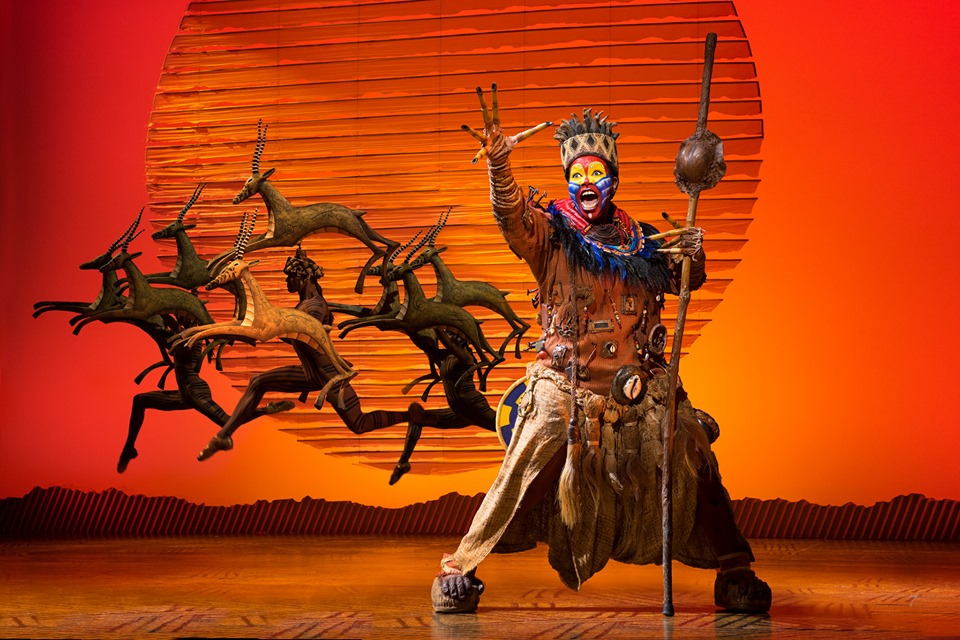 Broadway Roars Back at TPAC with 21-22 Lineup Featuring 'The Lion King'
