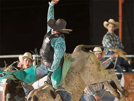 Extreme Bull Riding Finals This Weekend!