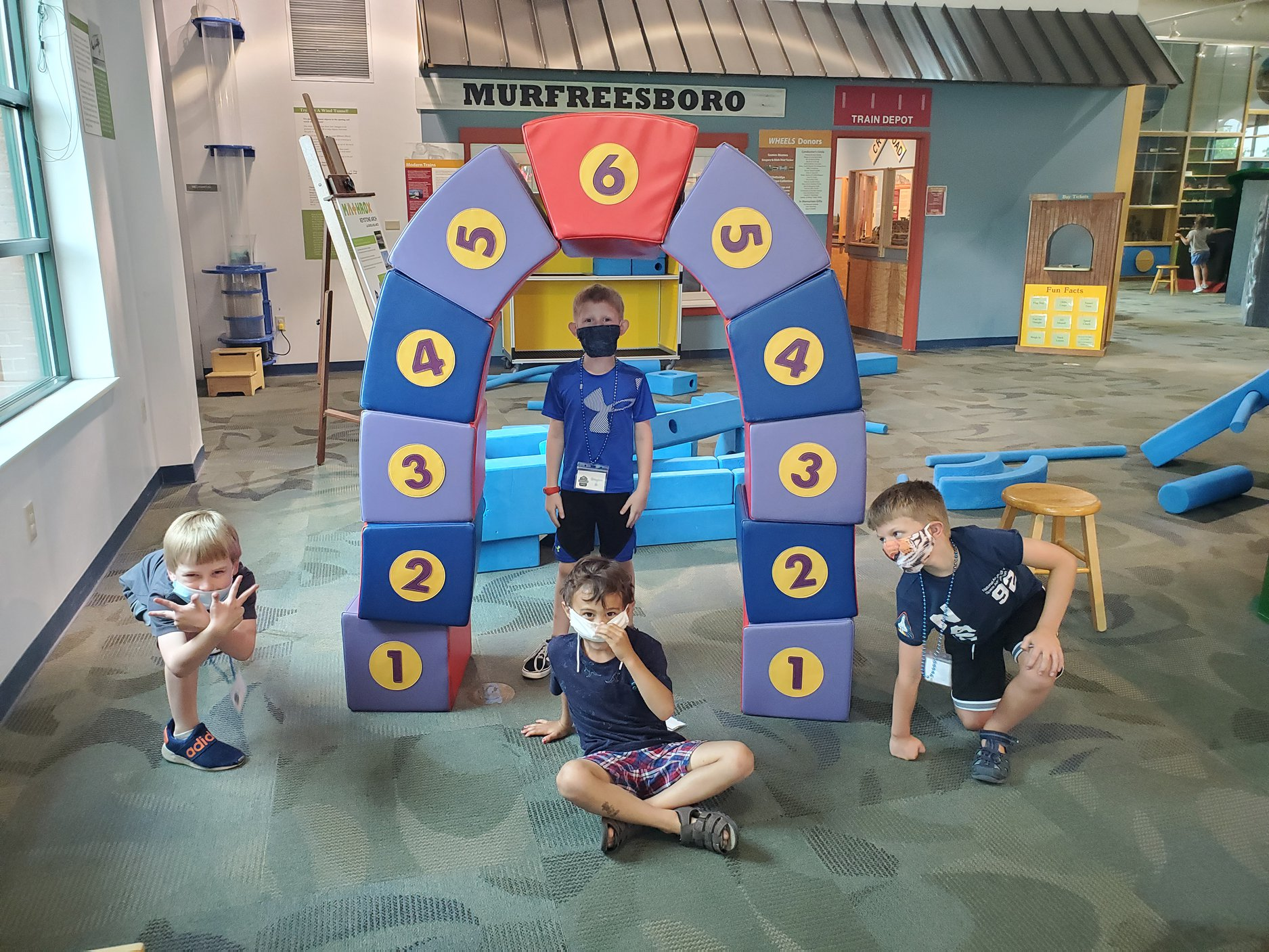 Discover Summer Camps at Murfreesboro's Discovery Center