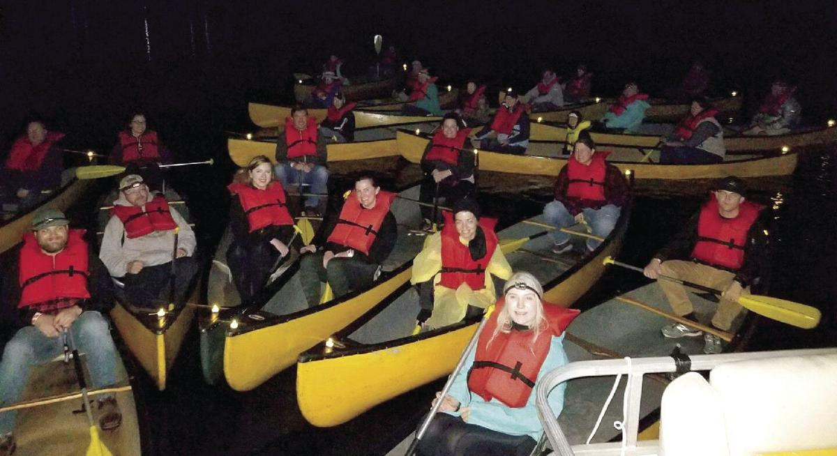 Canoe the Caney Offers Haunted Canoe Trips