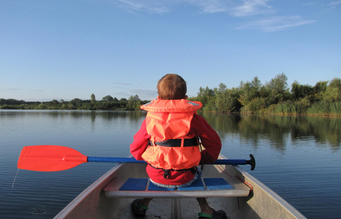 Where to Paddle With the Kids in Scenic Tennessee