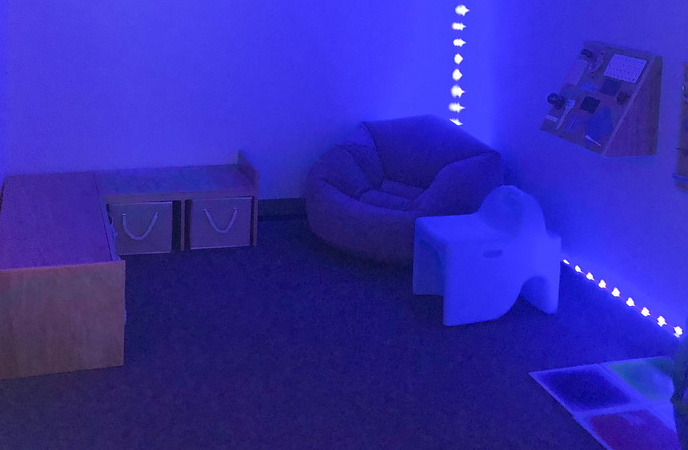 Sensory-Friendly Chill Zone Now Open at Discovery Center