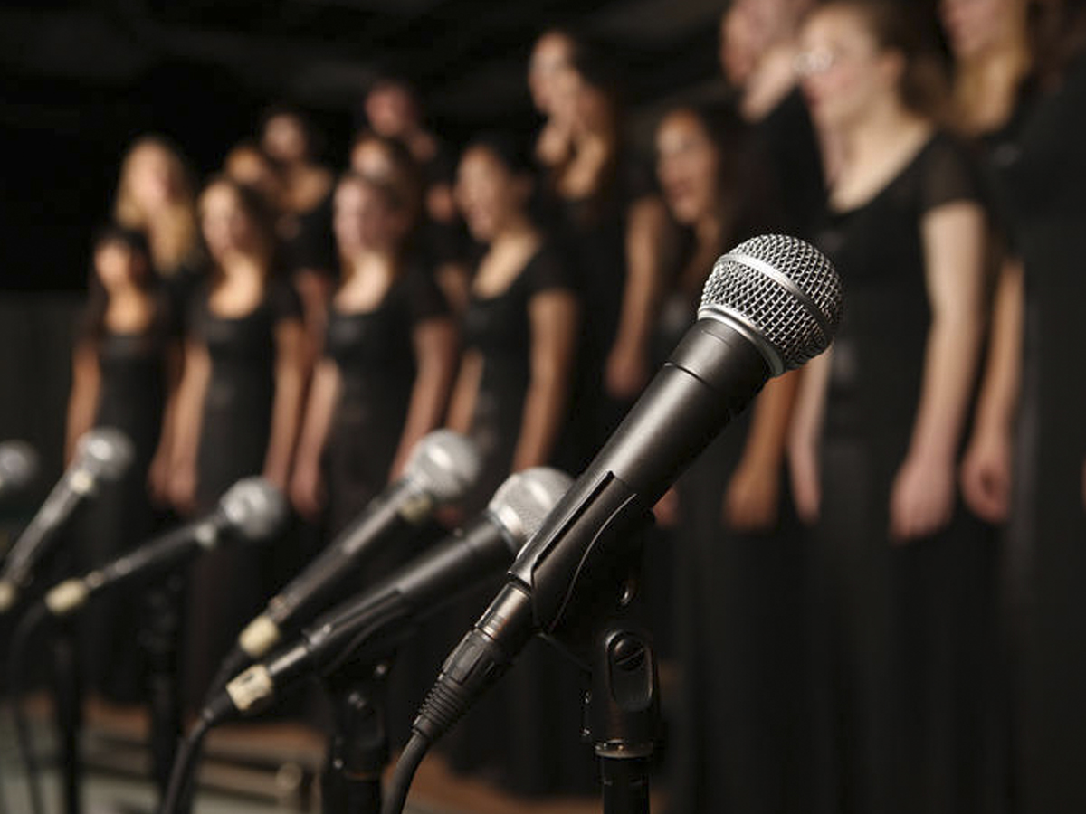 Sumner County Students Represent at Vocal Association Honors Performance