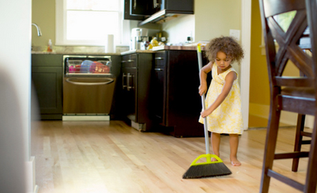 STOP Cleaning Your House Before Guests Arrive!