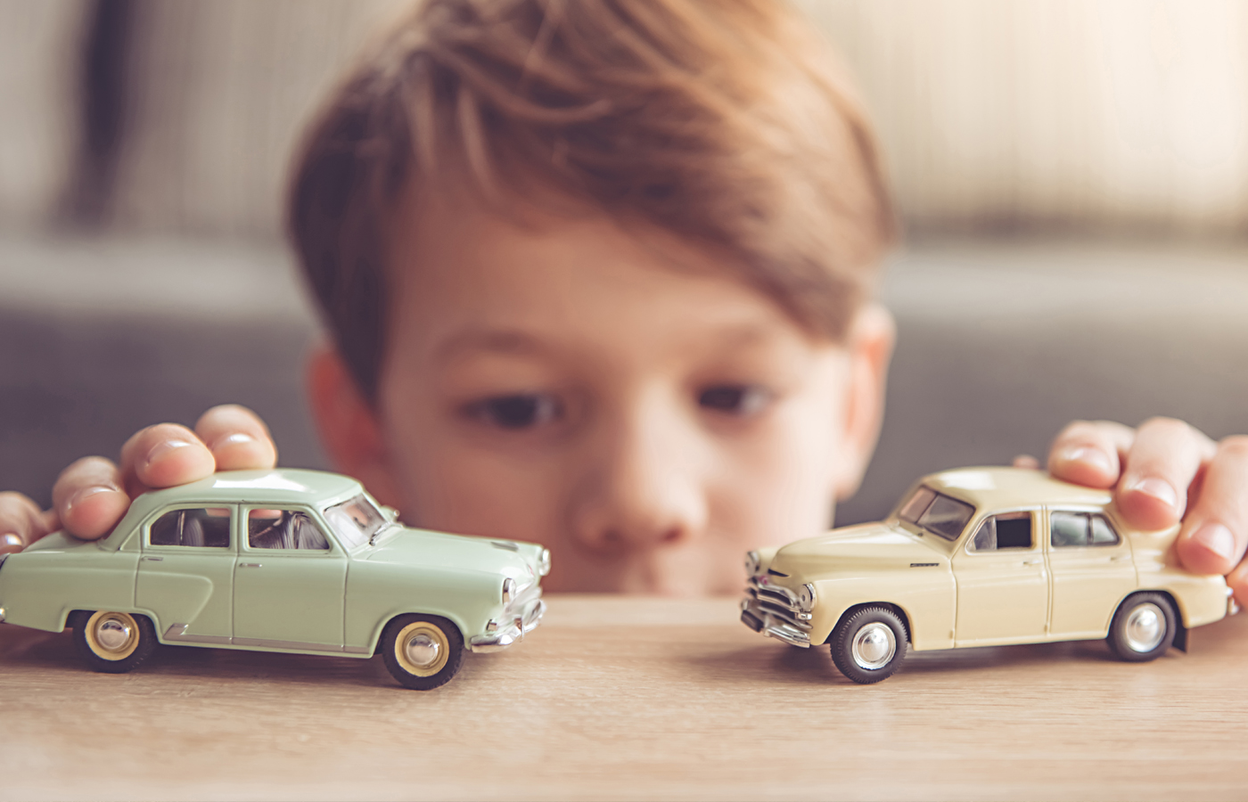 Awesome Autos for Car-Loving Kids