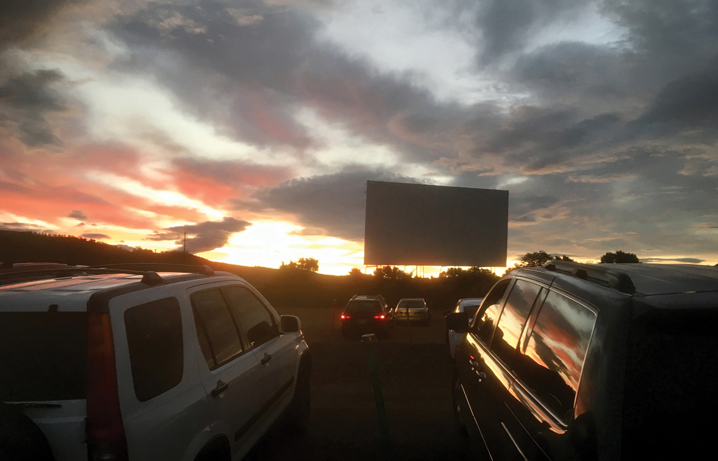 Take the Kids to the Drive-In Movies!