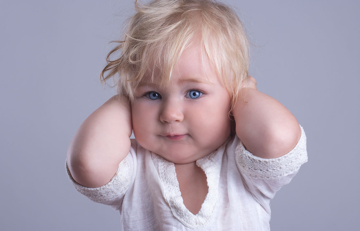 Ear Infections Are Often Hard to Detect in Children