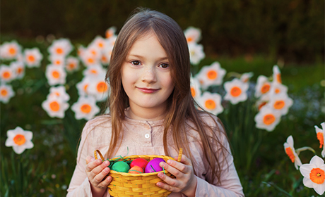 Best Easter Egg Hunts for Mixed Ages