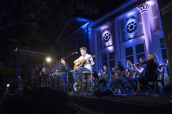 Songwriters Under the Stars