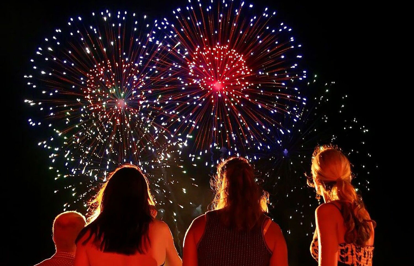 KABOOM! See Fireworks for the Fourth in Middle Tennessee