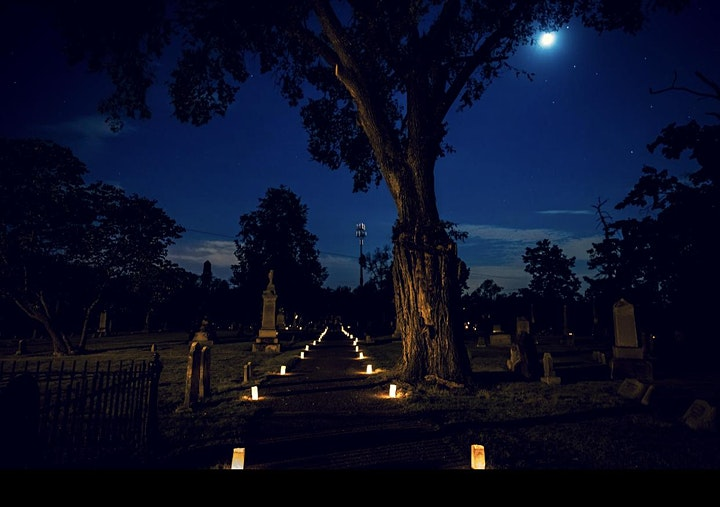 2021 Candlelight Cemetery Tour