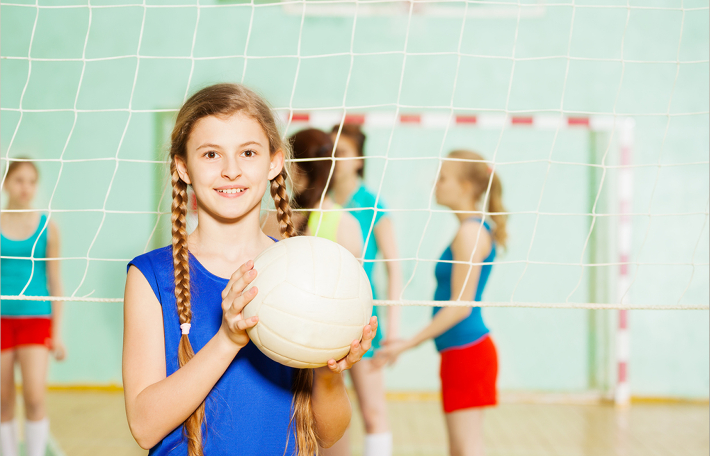 Register Now for Girls Youth Volleyball