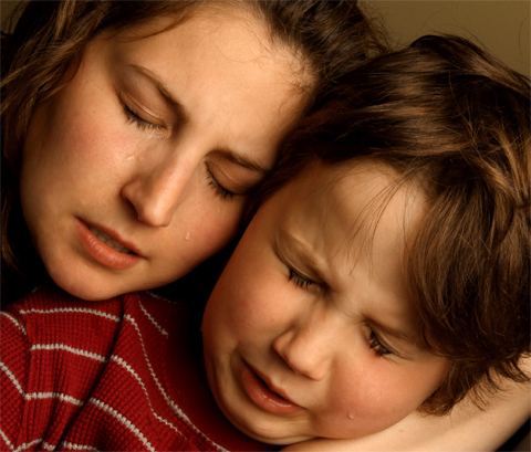 Parent & Child: When Mom or Dad is Seriously Sick, It's the Worst of a Child's Life So Far