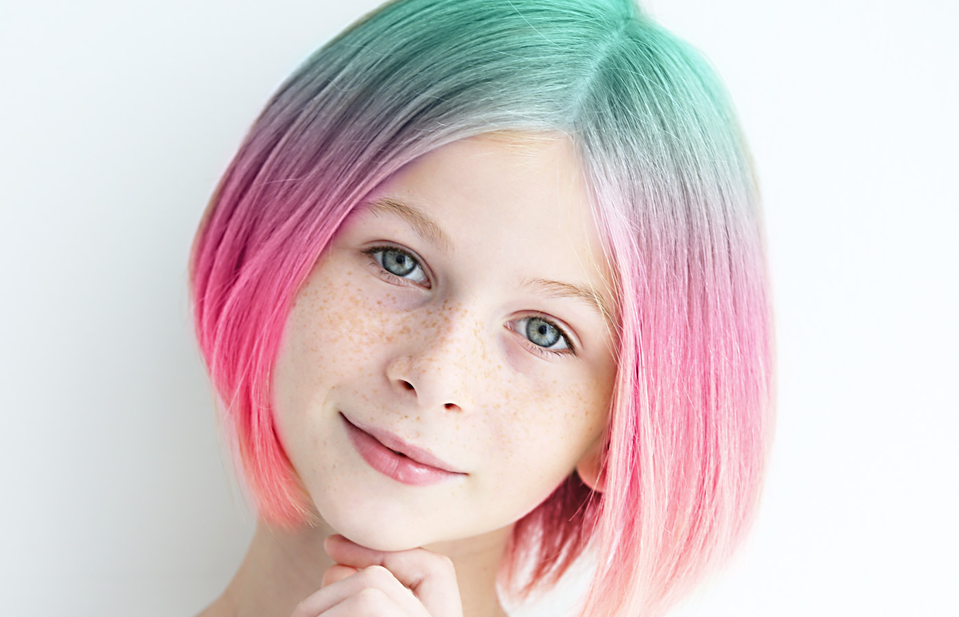 The Damaging Truth About Hair Dye Trends Amp Kids