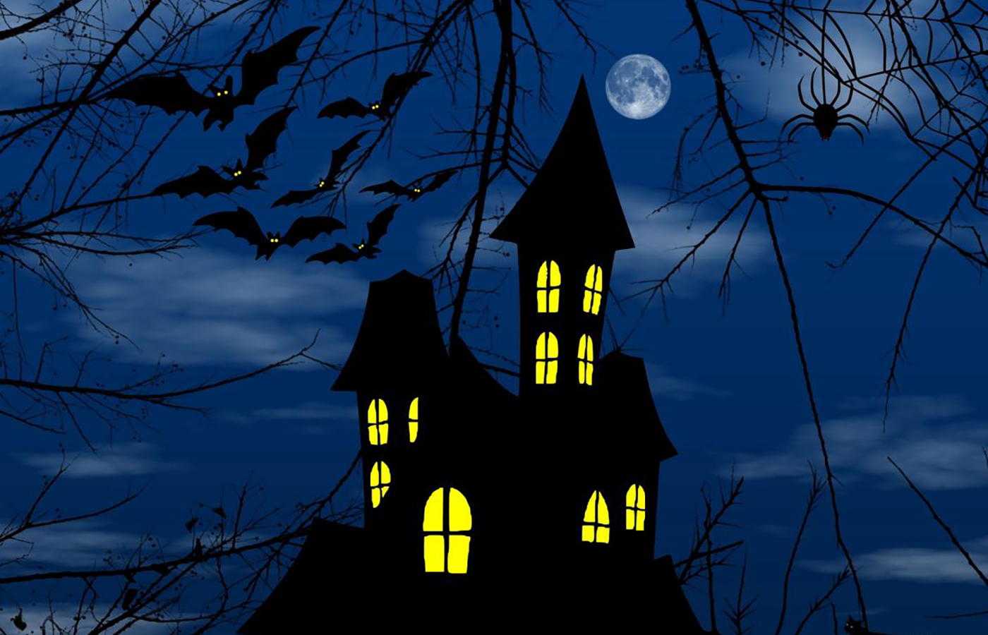 Haunted Houses and Scary Fun for Halloween 2021