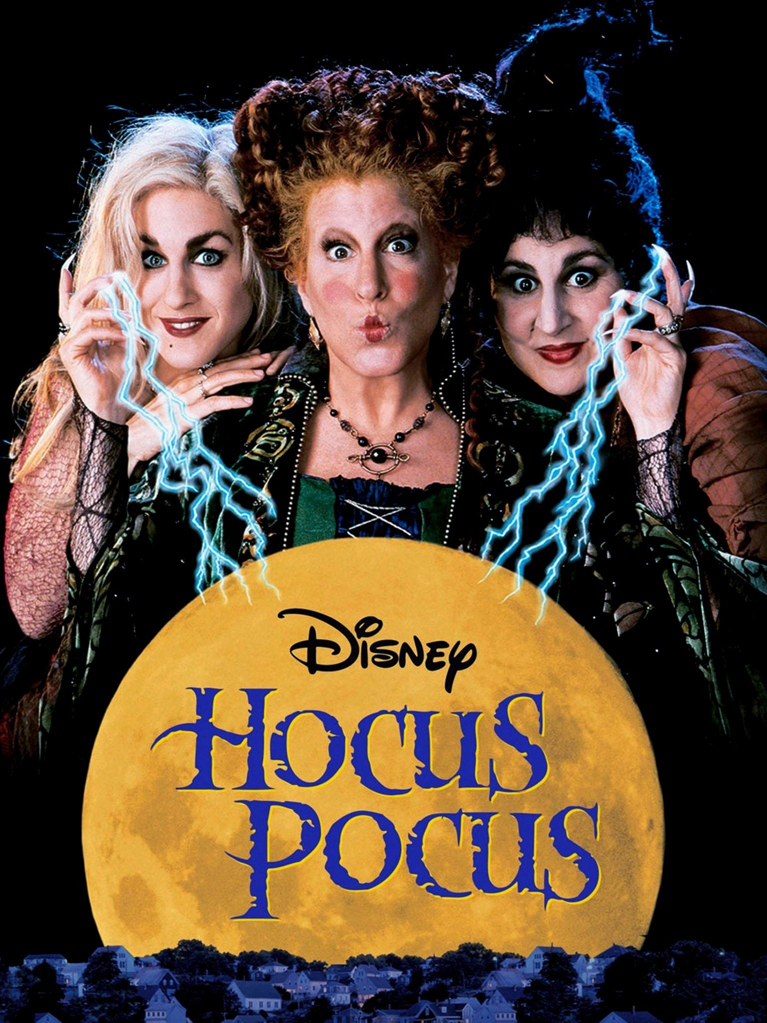 Hocus Pocus at the Palace Theater