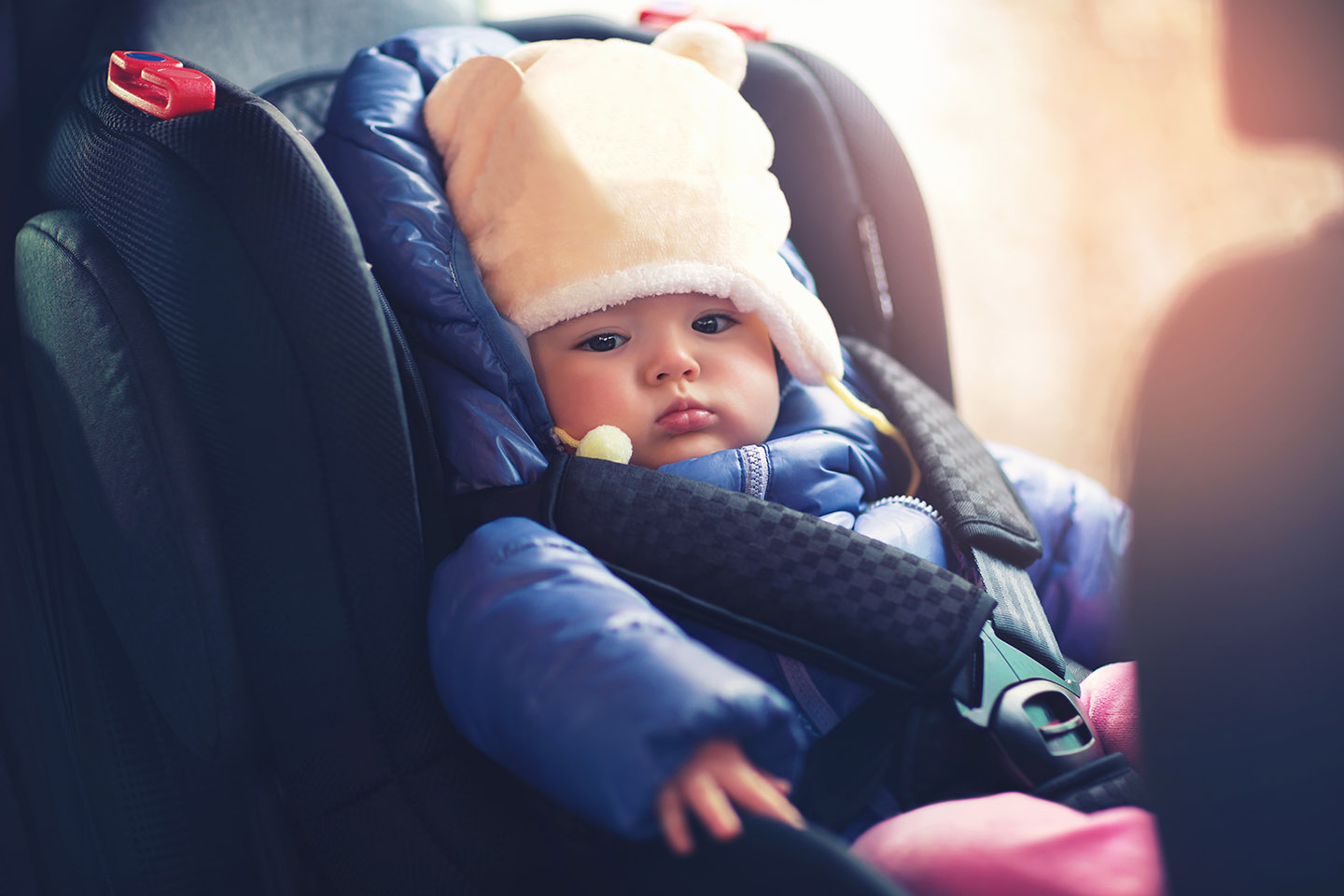 Be Smart About Your Infant and That Car Seat
