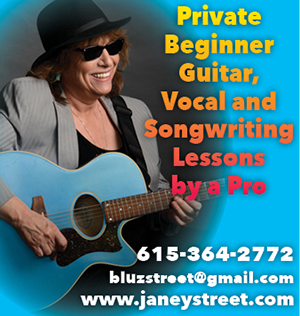 Janey Street Music Lessons