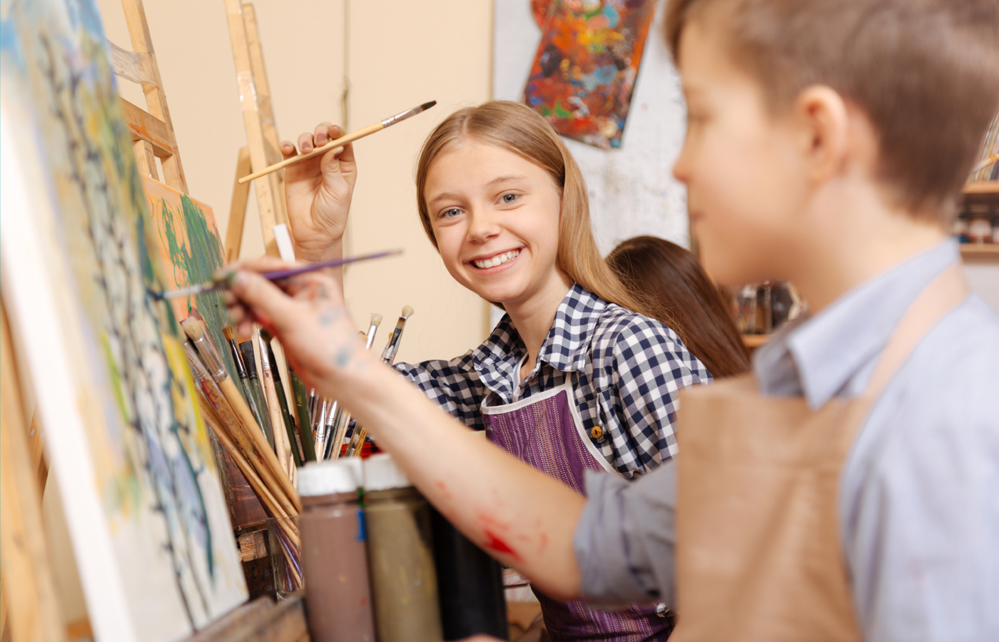 Register for Fall Homeschool Art Class
