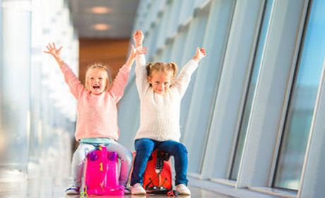 Flying with Kids?! You Got This.