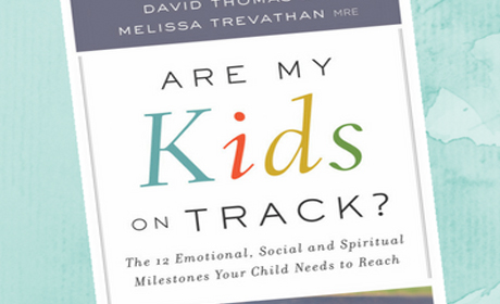 """Are My Kids on Track"" Book Release"