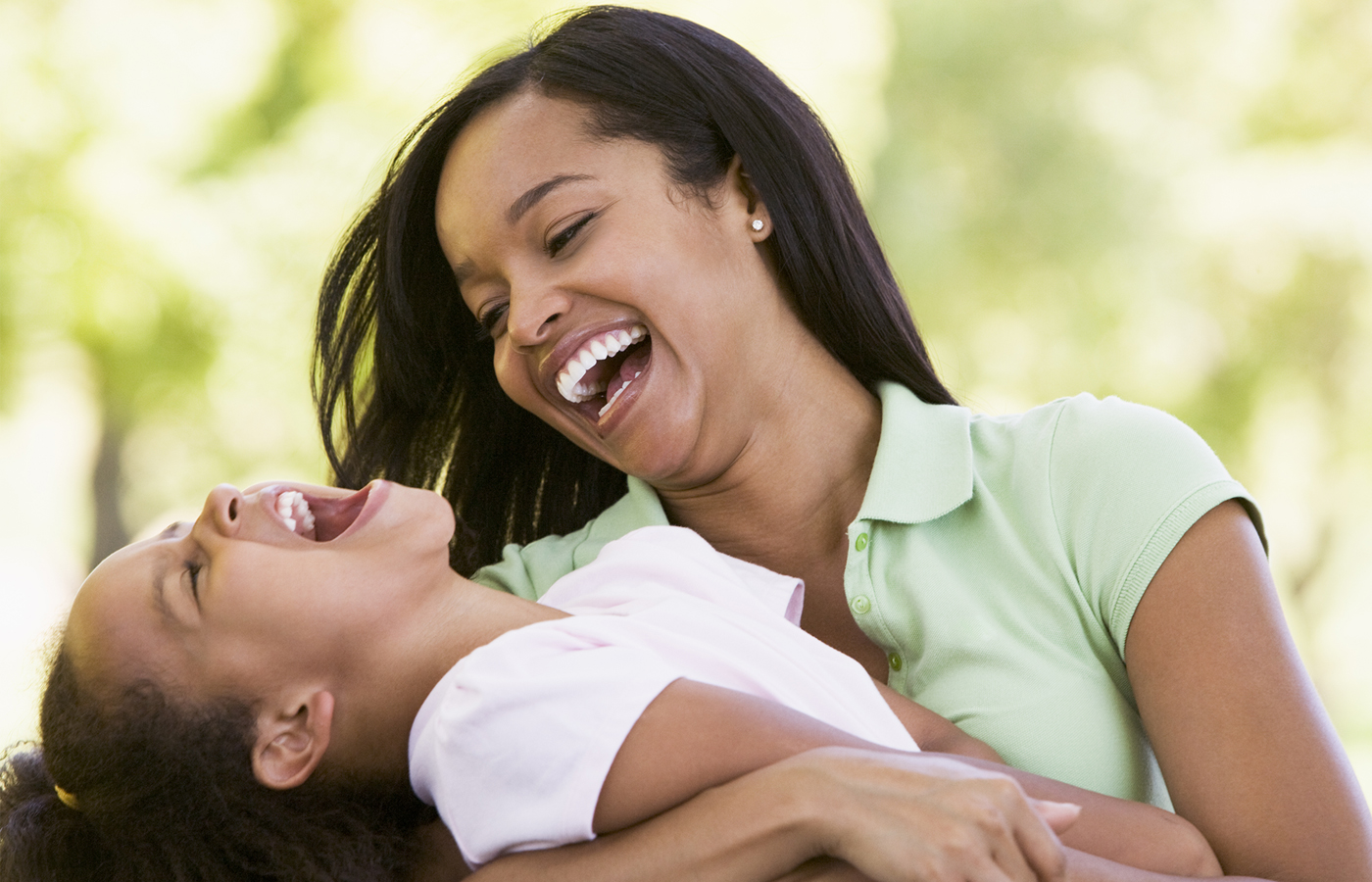 Mothering: Laugh More, Stress Less, Feel Better