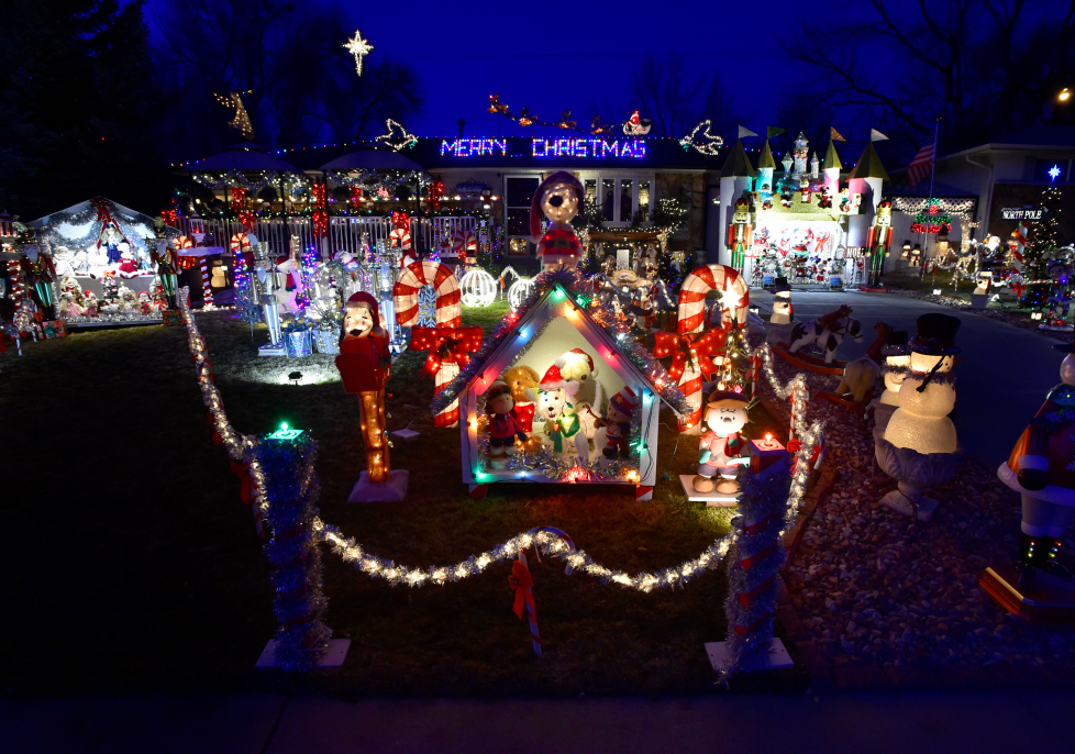 Sumner County Christmas Lights Worth A Drive-By
