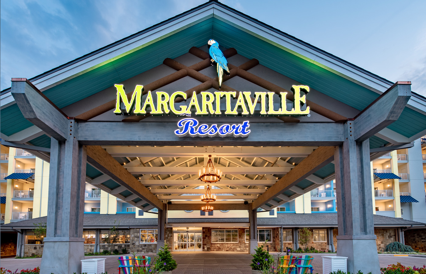Margaritaville Resort Gatlinburg