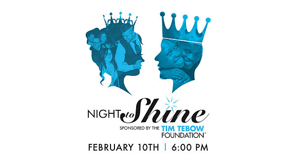 """TONIGHT: """"A Night to Shine,"""" Tim Tebow Foundation's Special Needs Prom at Cross Point Church"""