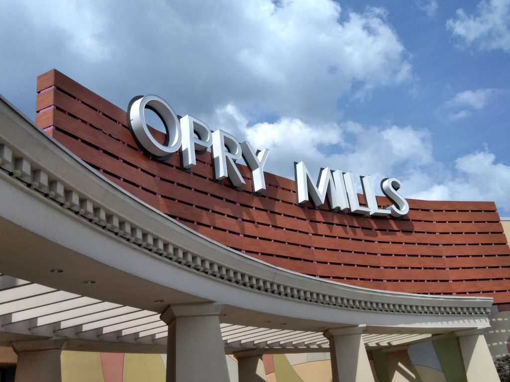 Opry Mills Opens Three New Stores