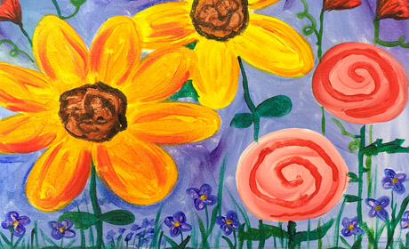 Paint This! Moms' Night Out Fun