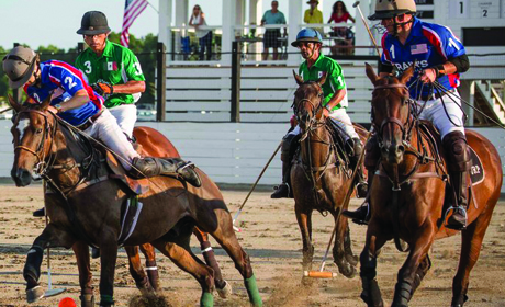 Franklin Polo Summer Matches