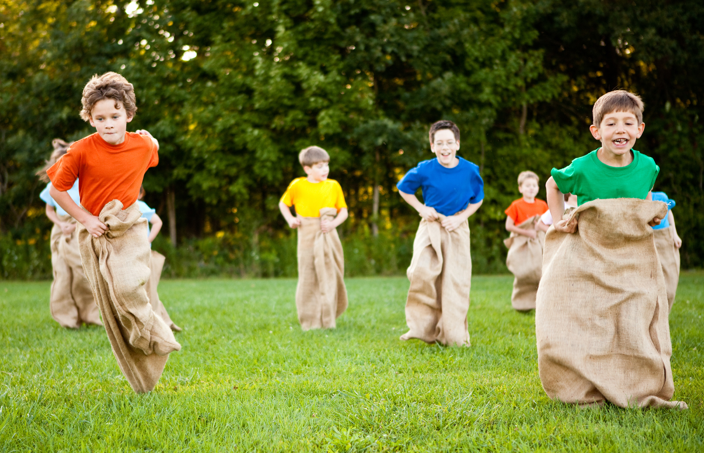 Backyard Birthday Party Games